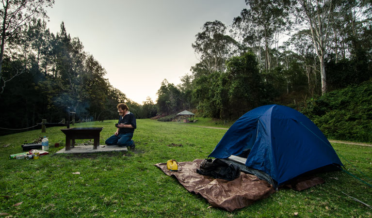 Woko campground - Accommodation BNB