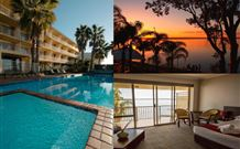 Beachcomber Hotel and Conference Centre - Toukley - Accommodation BNB