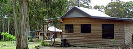 Banksia Lake Cottages - Accommodation BNB