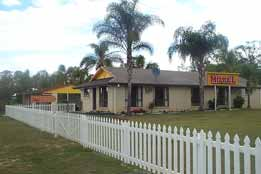 Gayndah A Motel - Accommodation BNB