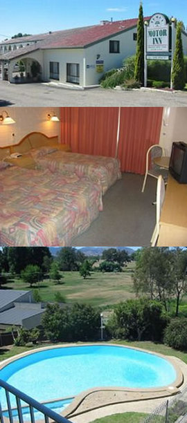 Tumut Motor Inn - Accommodation BNB
