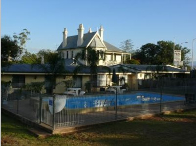 Airlie House Motor Inn - Accommodation BNB