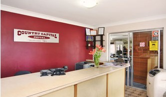 Country Capital Motel - Accommodation BNB