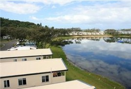 White Albatross Holiday Park - Accommodation BNB