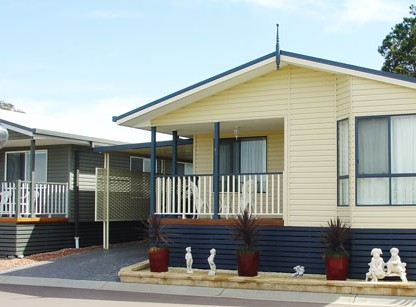 Palm Valley Motel And Home Village - Accommodation BNB