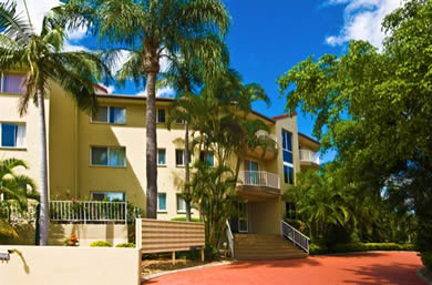 Bayview Waters Apartments - Accommodation BNB