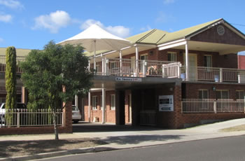 Golf Links Motel - Accommodation BNB