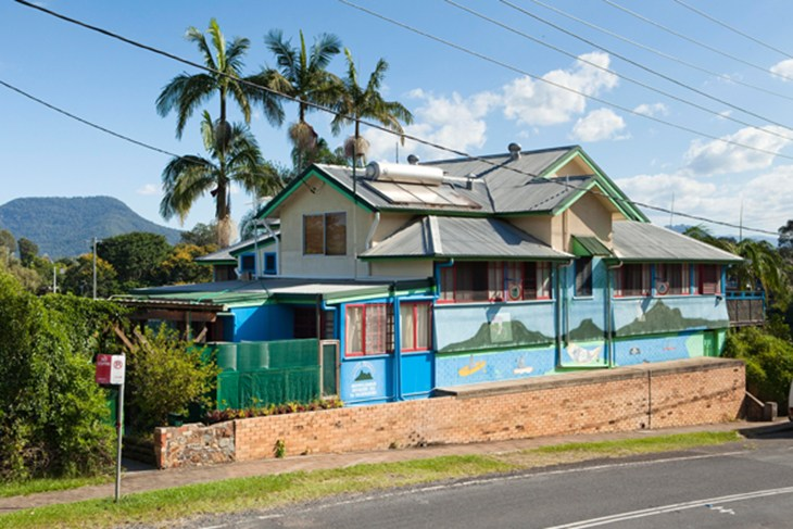 Murwillumbah YHA - Mt Warning - Accommodation BNB