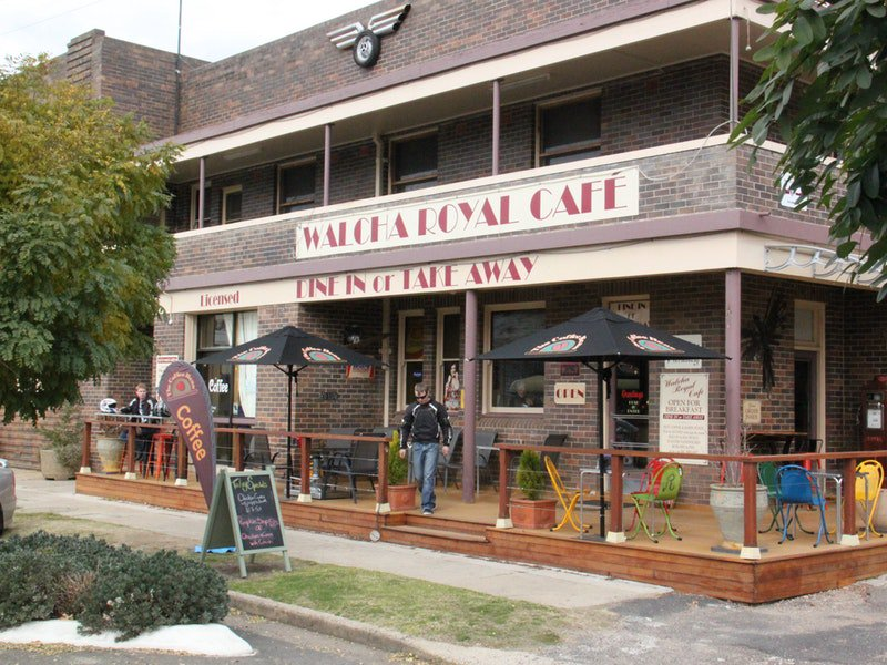 Walcha Royal Cafe and Boutique Accommodation - Accommodation BNB