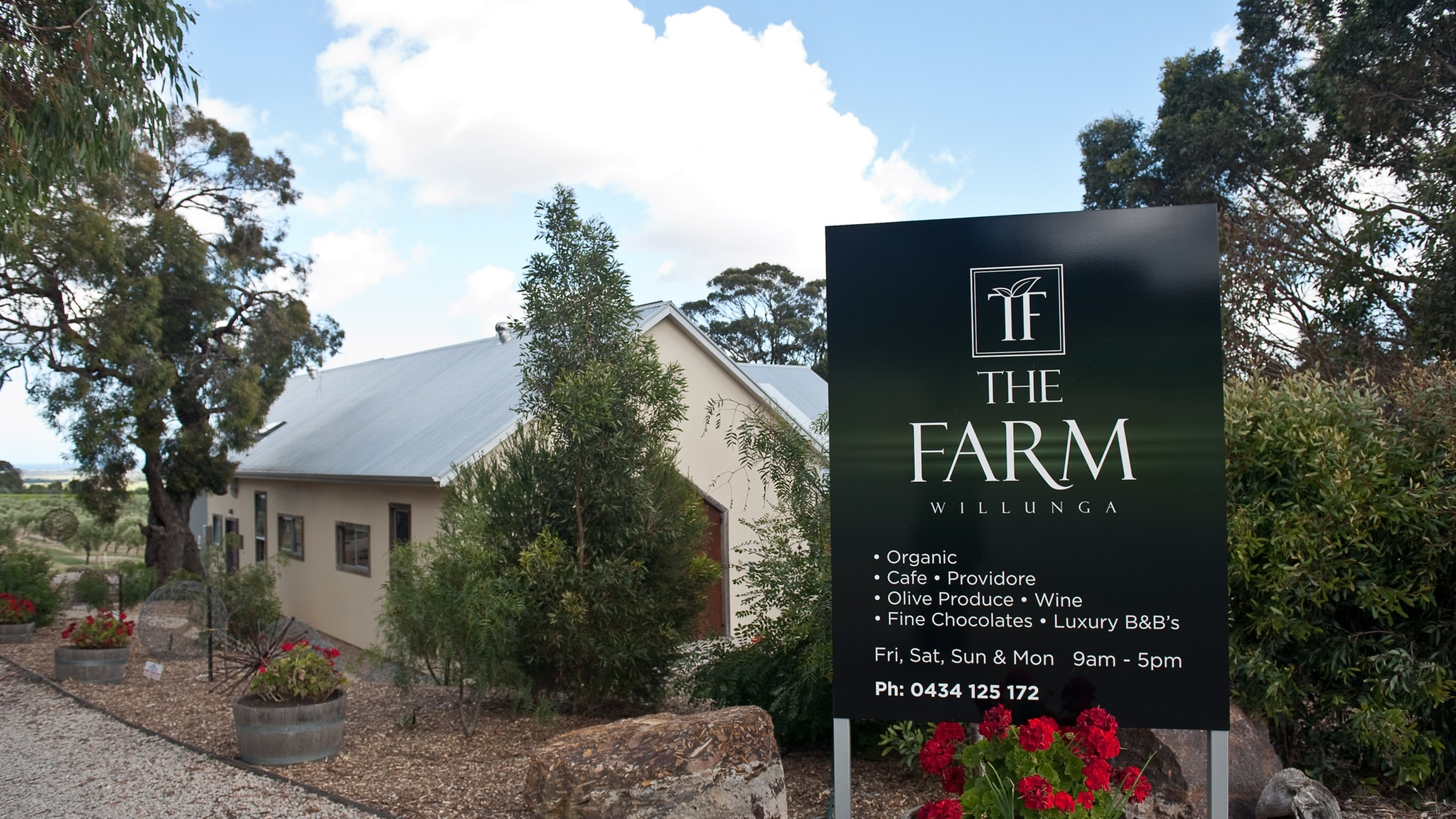 The Farm Willunga - Accommodation BNB