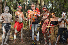 Didgeridoo Jam in the Park - Accommodation BNB