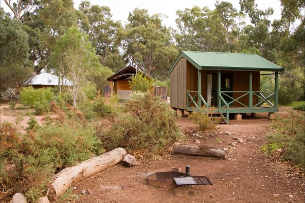 Alligator Lodge - Mount Remarkable National Park - Accommodation BNB