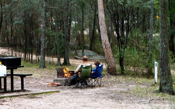 Girraween National Park Camping Ground - Accommodation BNB
