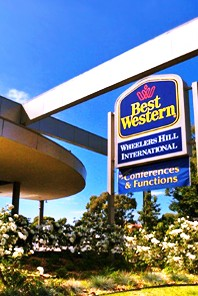 Best Western Wheelers Hill International - Accommodation BNB