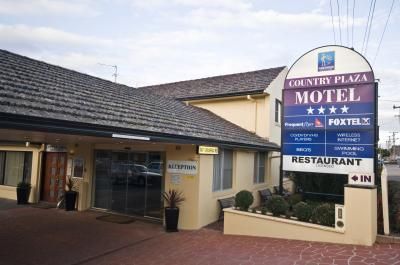 Quality Inn Country Plaza Queanbeyan - Accommodation BNB