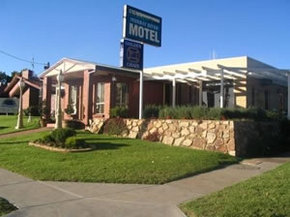 Golden Chain Murray River Motel - Accommodation BNB