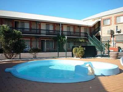 Goolwa Central Motel And Murphys Inn - Accommodation BNB