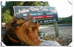 Arthur River Cabin Park - Accommodation BNB