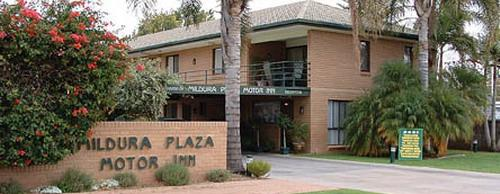 Mildura Plaza Motor Inn - Accommodation BNB