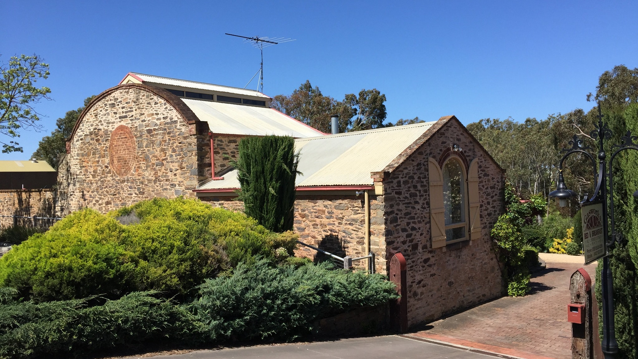 Gasworks Cottages Strathalbyn - Accommodation BNB