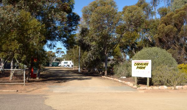 Carrieton Caravan Park - Accommodation BNB
