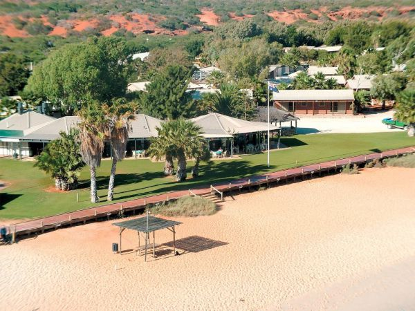 Monkey Mia Dolphin Resort Caravan and Camping - Accommodation BNB