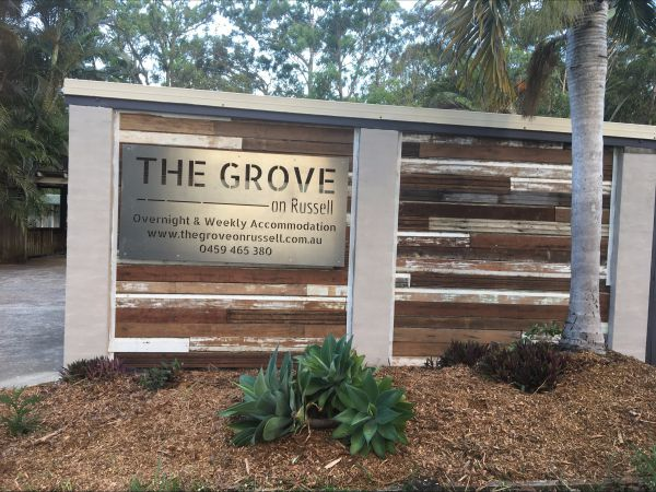 The Grove on Russell - Accommodation BNB