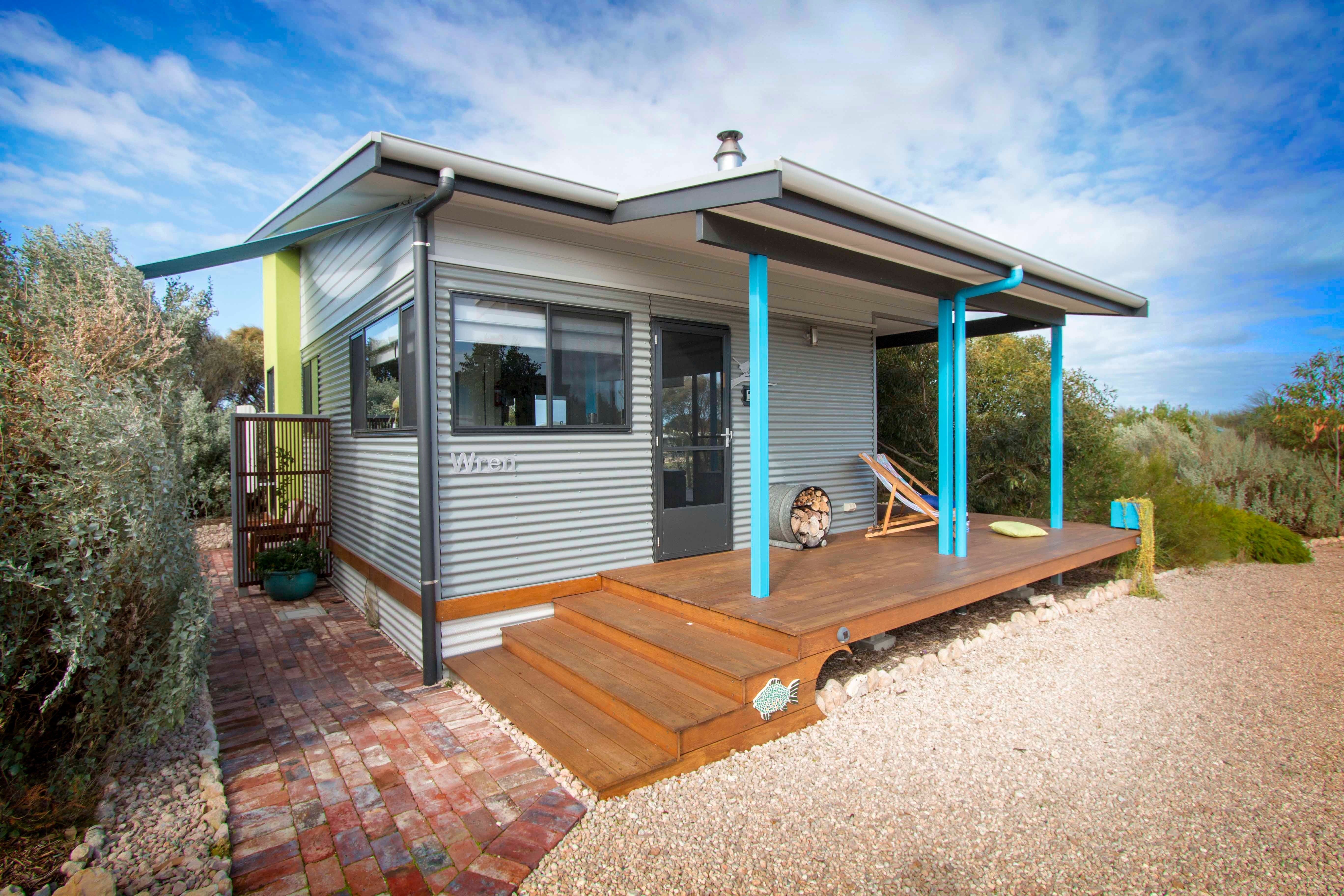 Coorong Cabins - Wren Cabin - Accommodation BNB