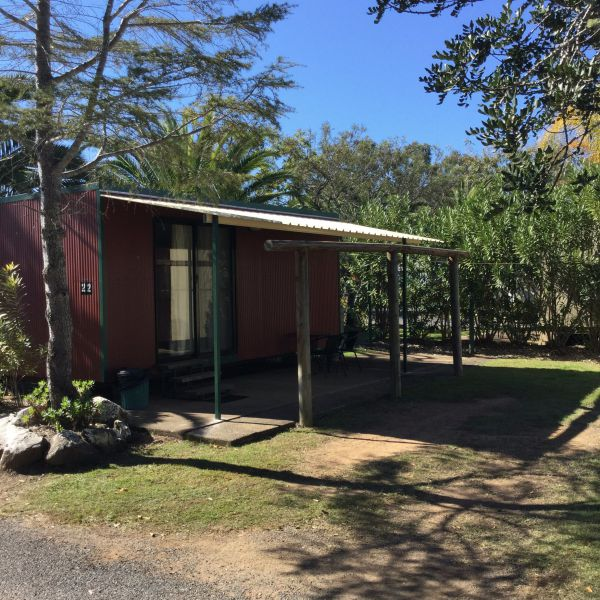 Homestead Caravan Park - Accommodation BNB