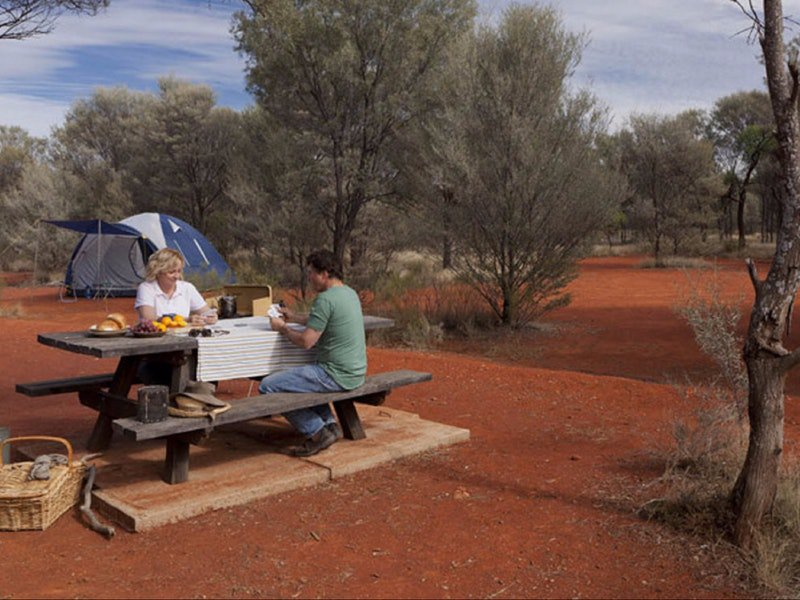 Dry Tank campground - Accommodation BNB