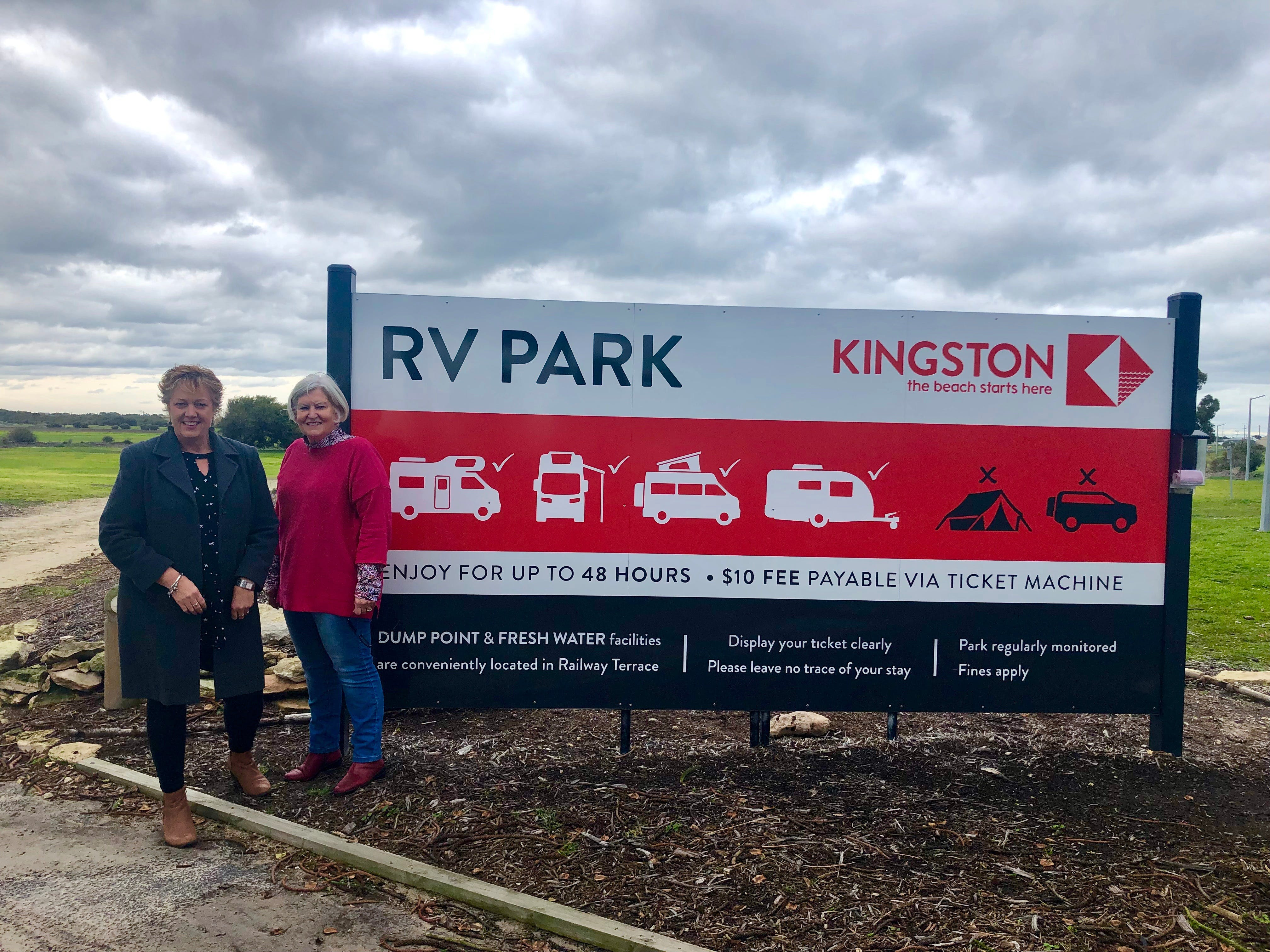 Kingston RV Park - Accommodation BNB