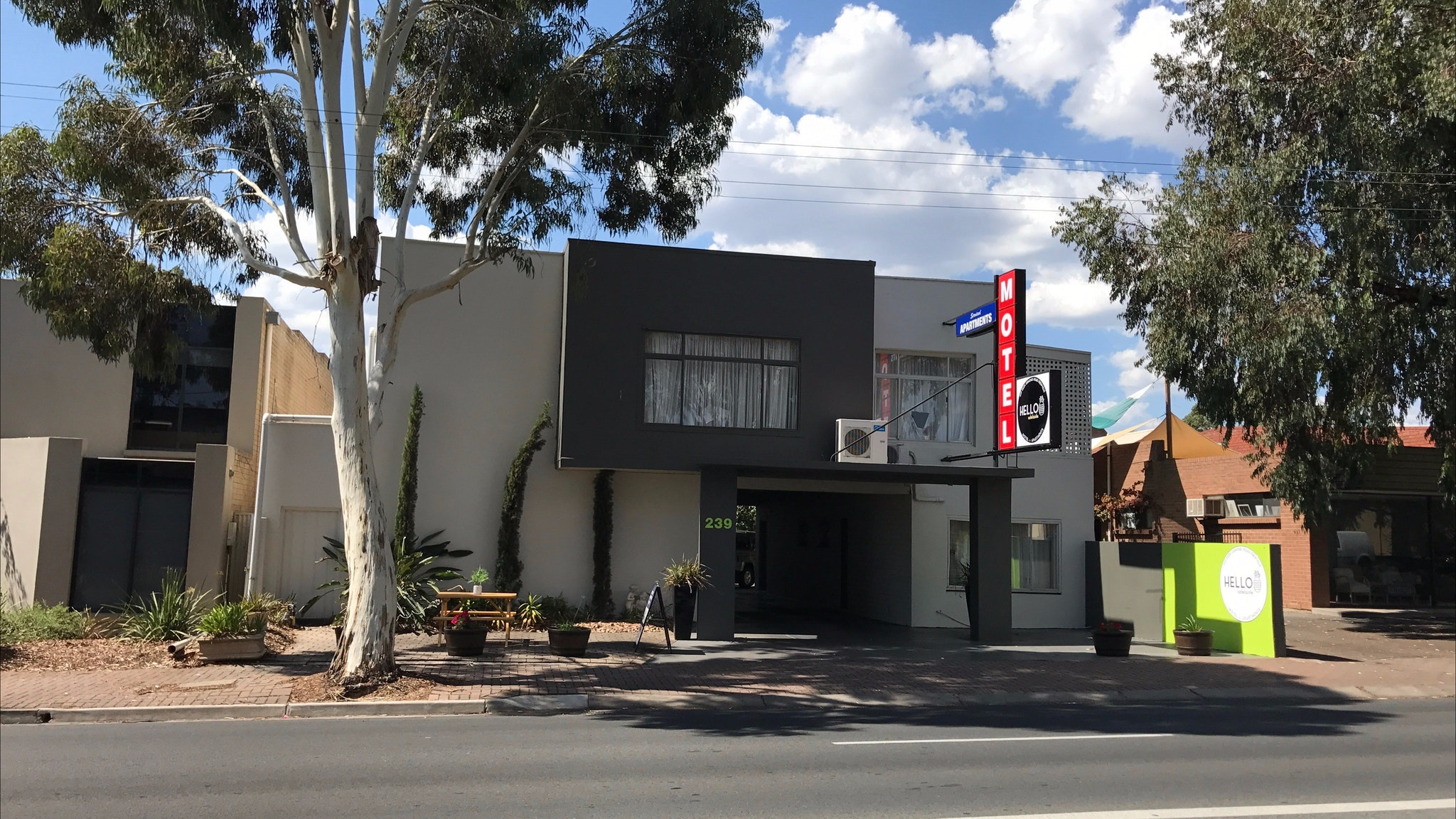 Hello Adelaide Motel Apartments - Frewville - Accommodation BNB