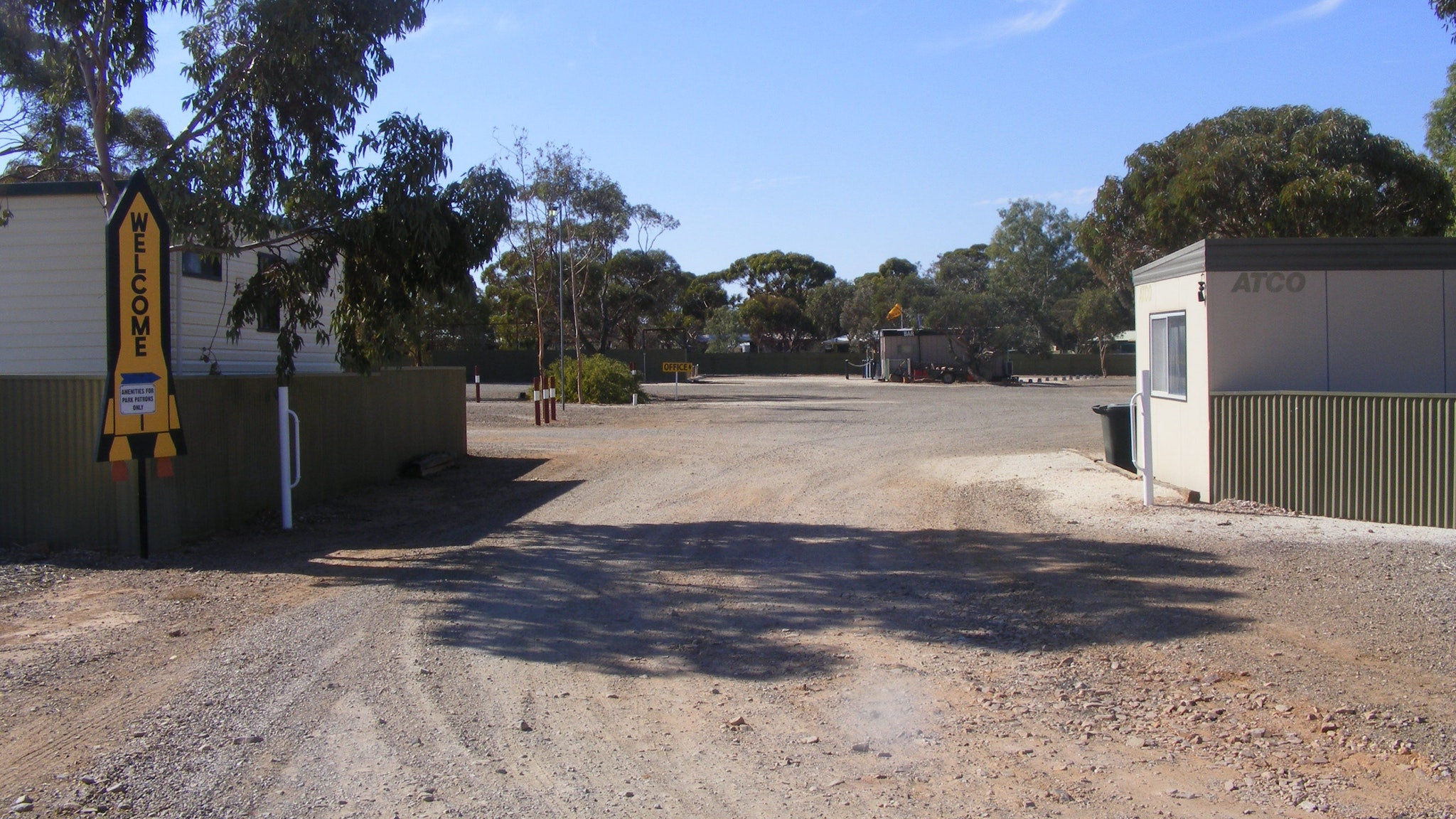 Woomera Travellers Village and Caravan Park - Accommodation BNB