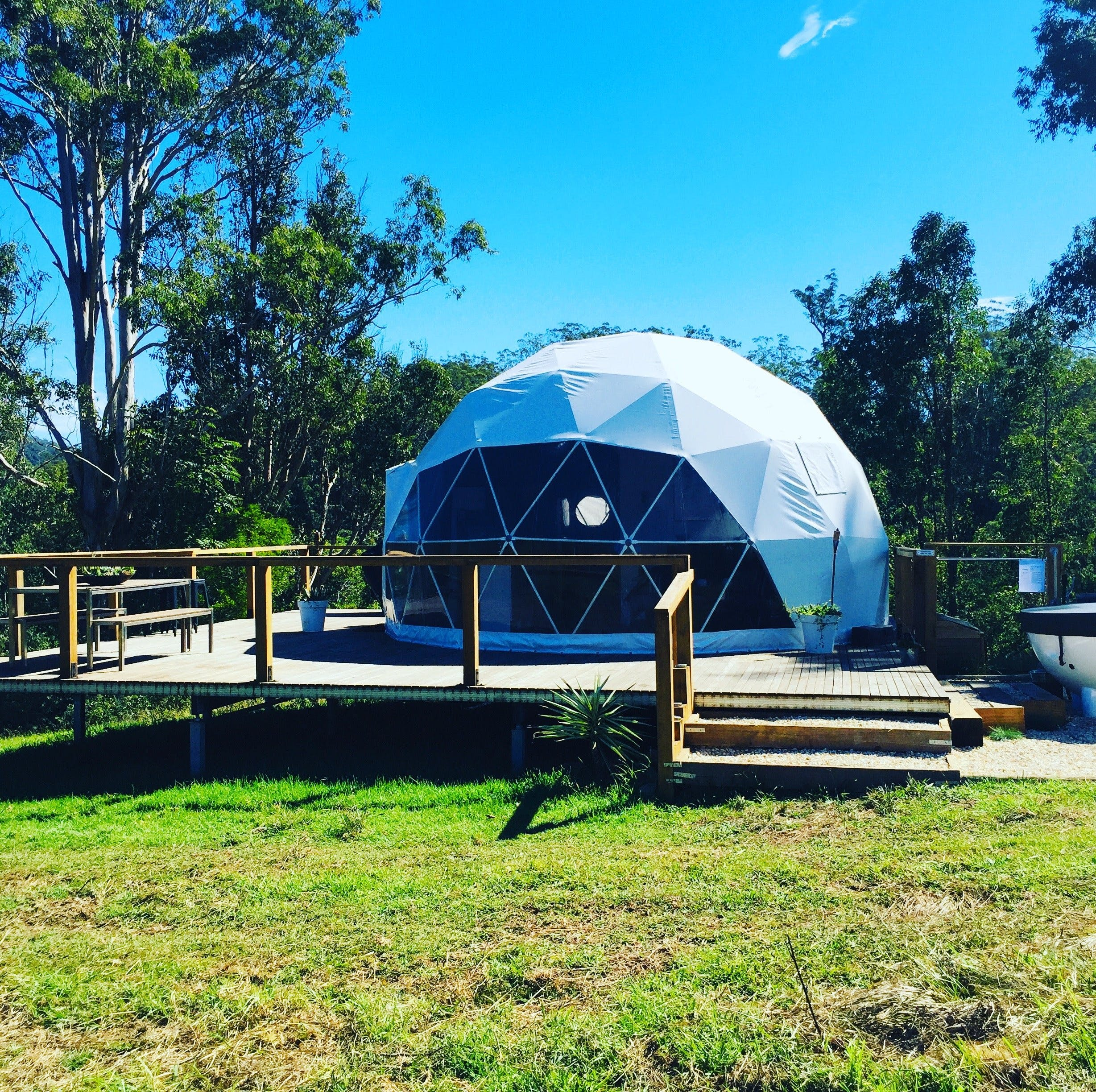 Nature Domes - Accommodation BNB