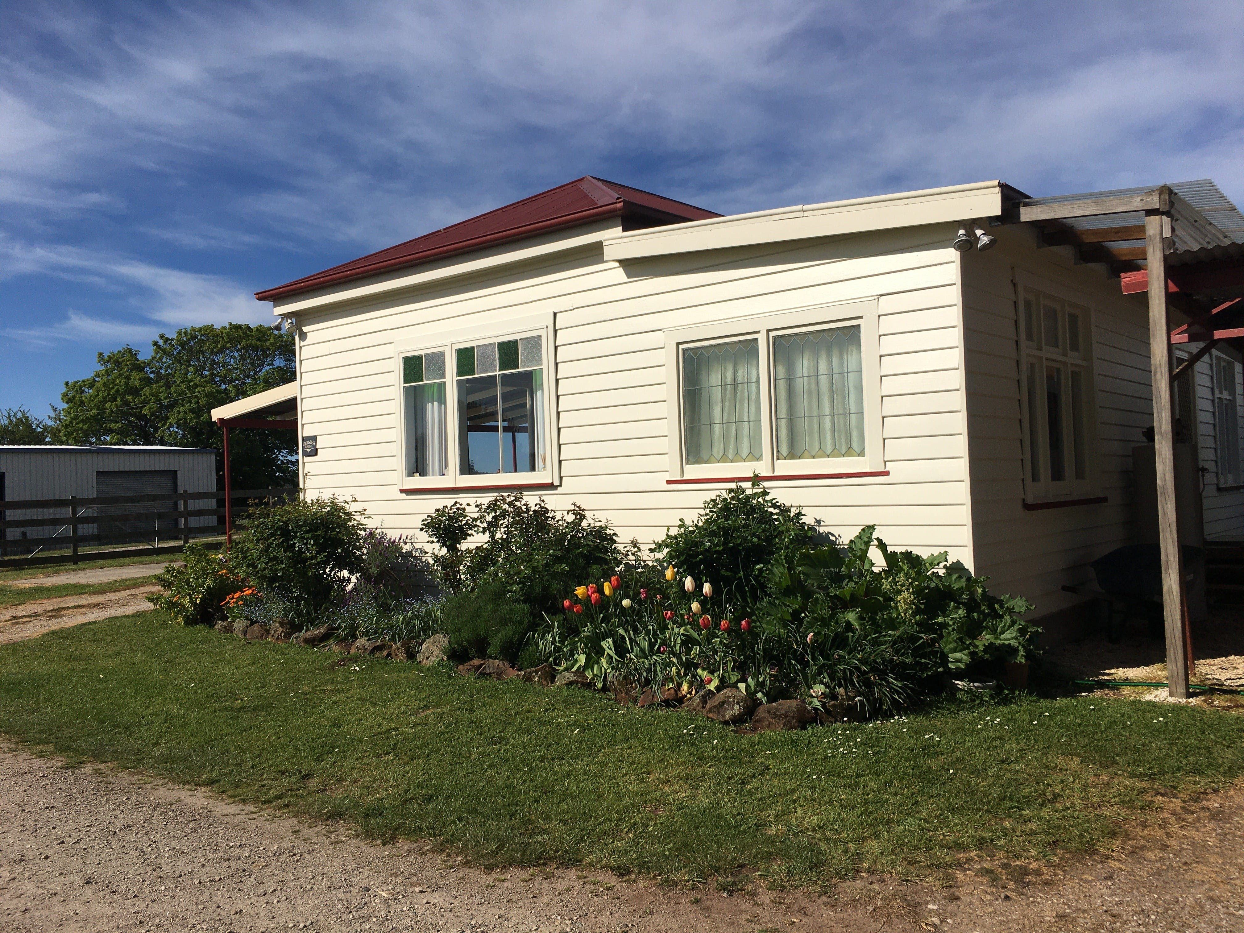 Fairview Bed and Breakfast Cottage - Accommodation BNB