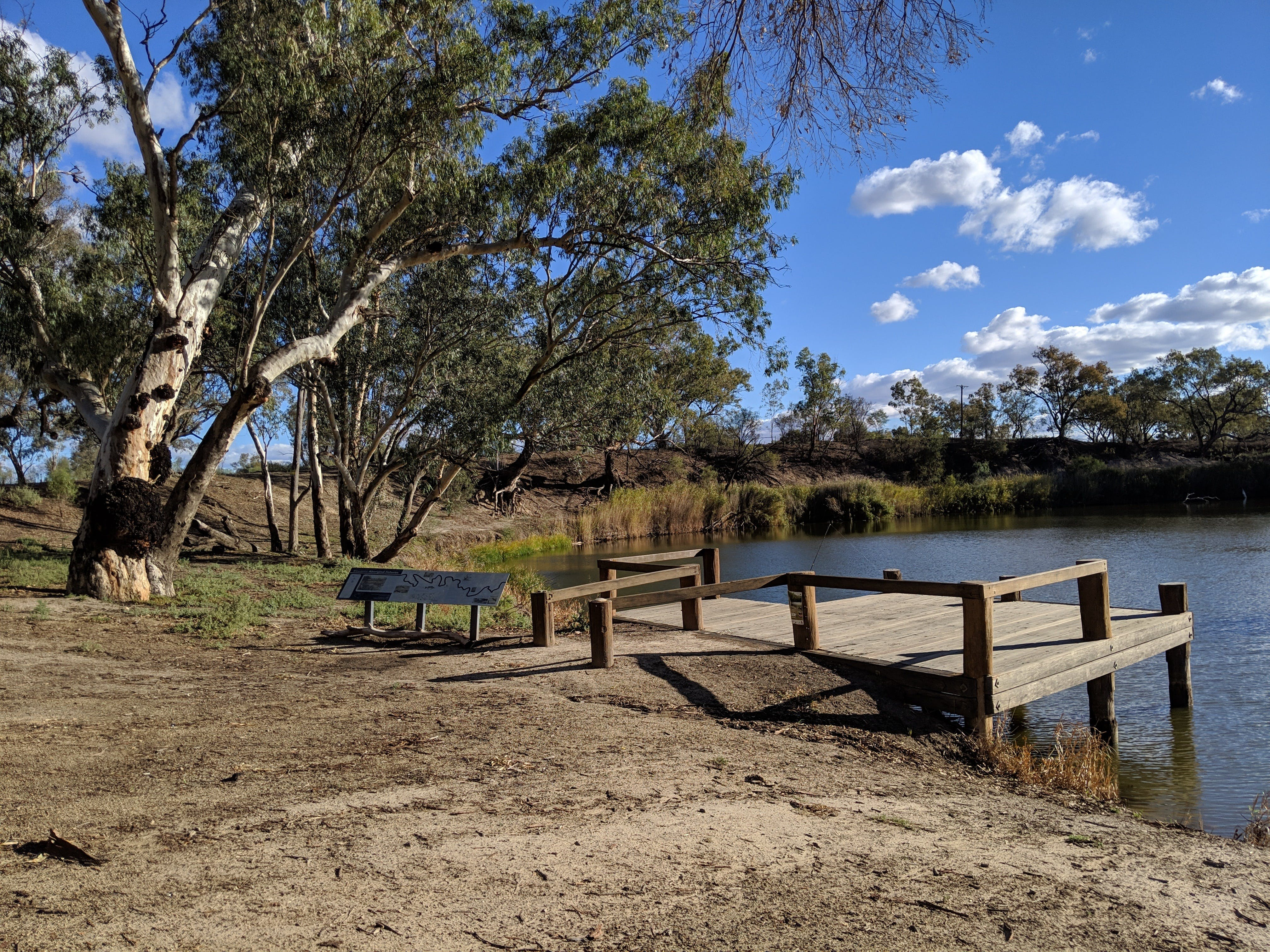 Four Mile Camping Reserve - Accommodation BNB