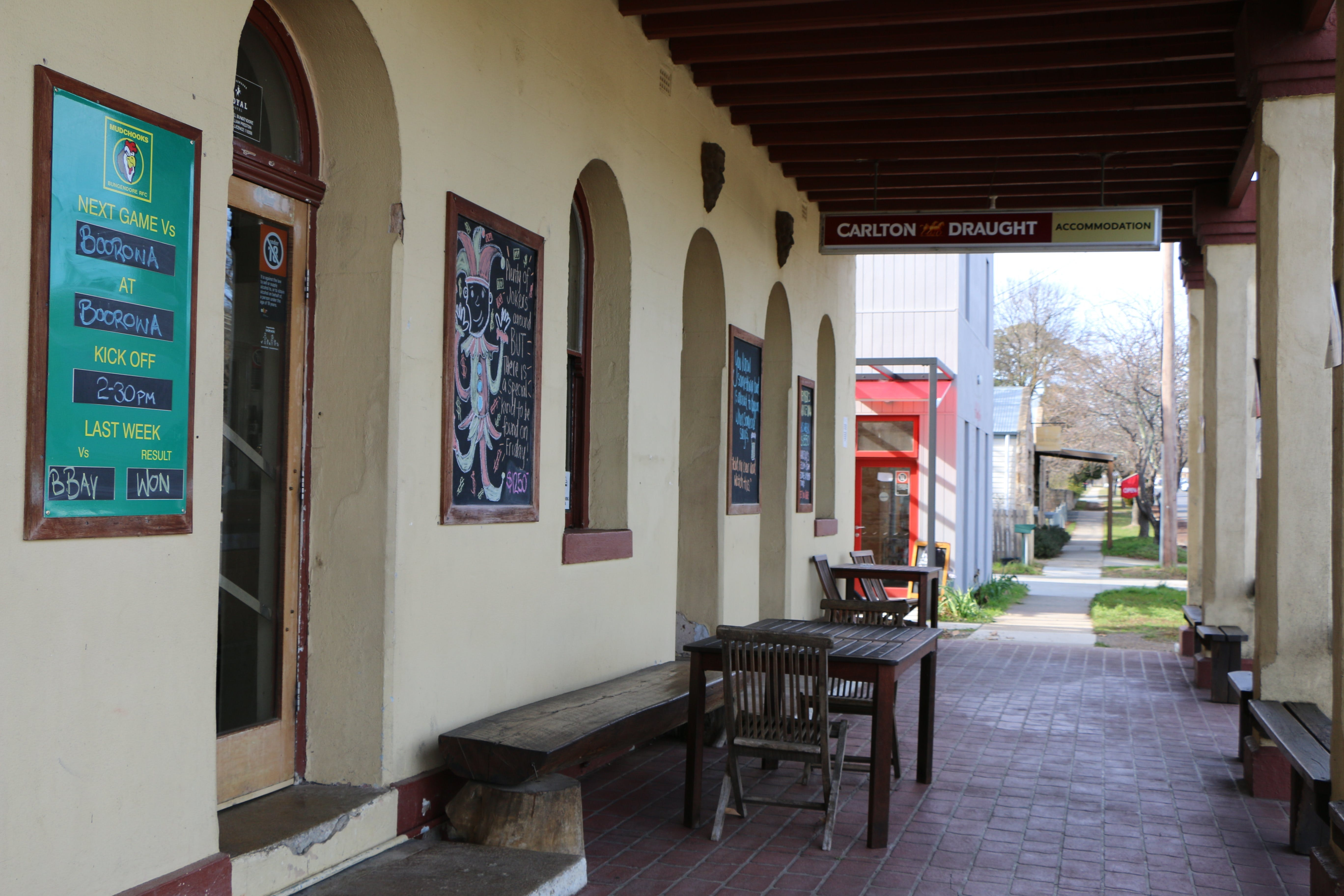 The Royal Hotel Bungendore - Accommodation BNB