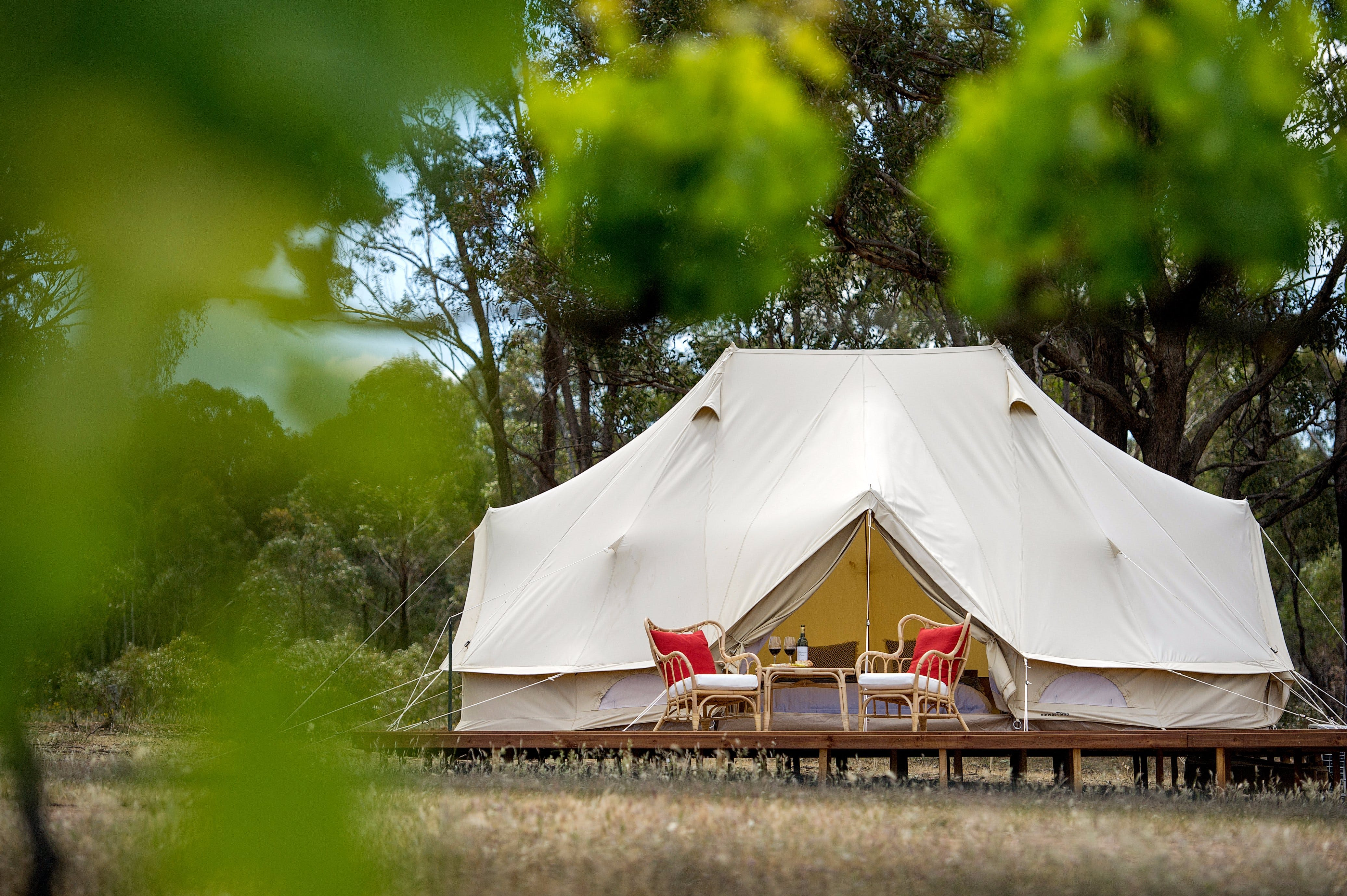 Balgownie Estate Winery Glamping  Accommodation - Accommodation BNB
