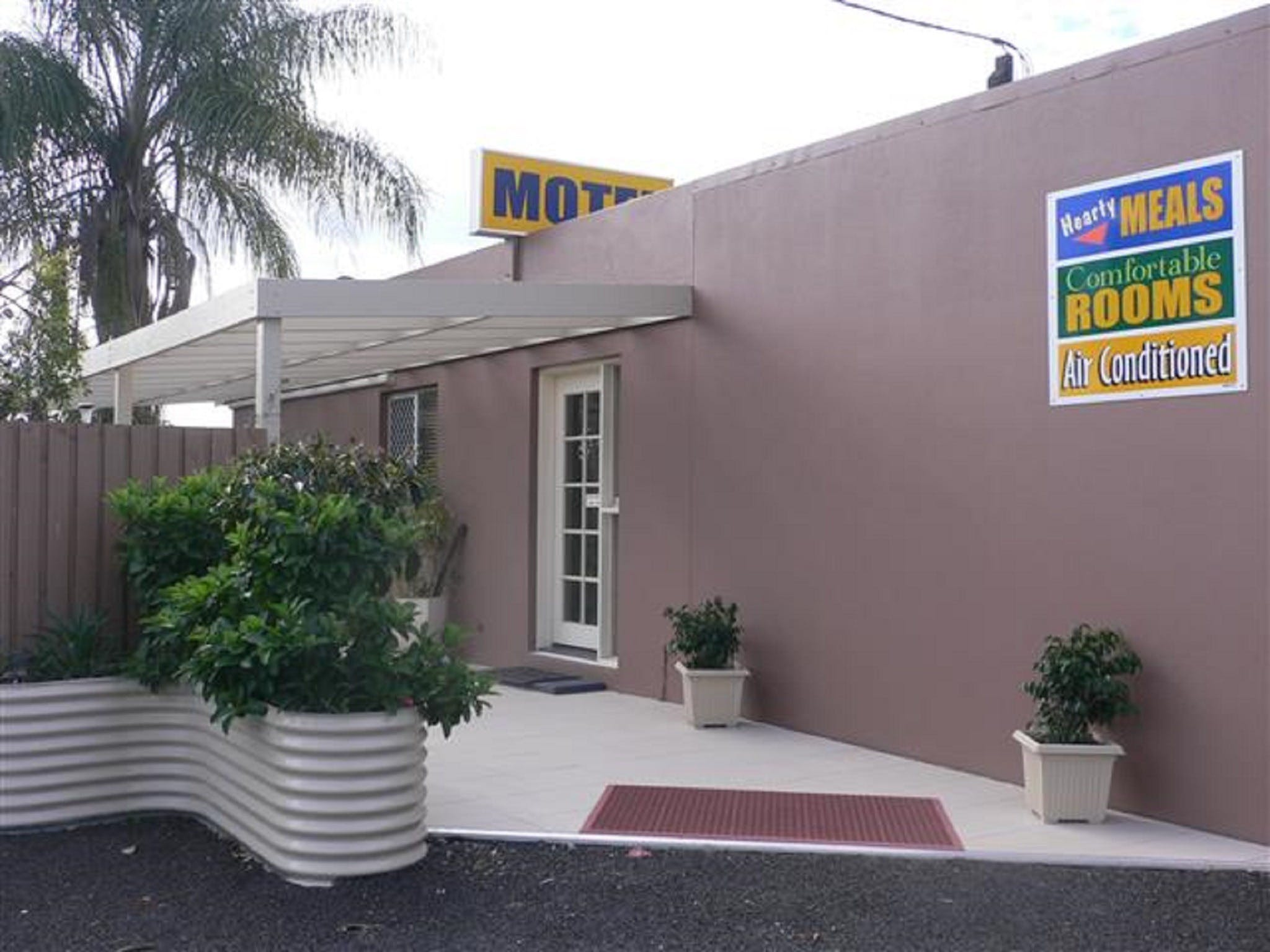 Chinchilla Motel - Accommodation BNB
