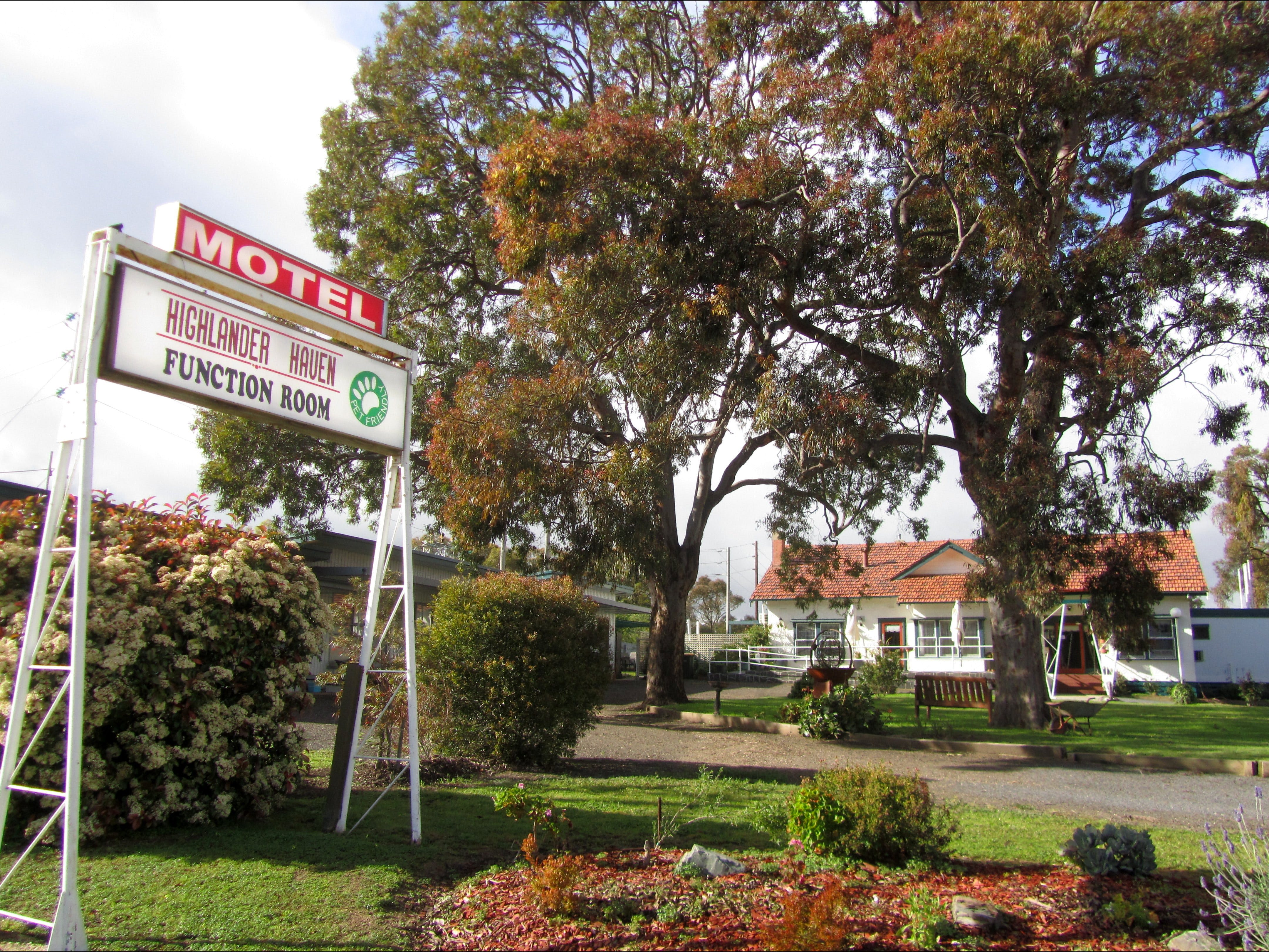 Highlander Haven Motel and Function Centre - Accommodation BNB