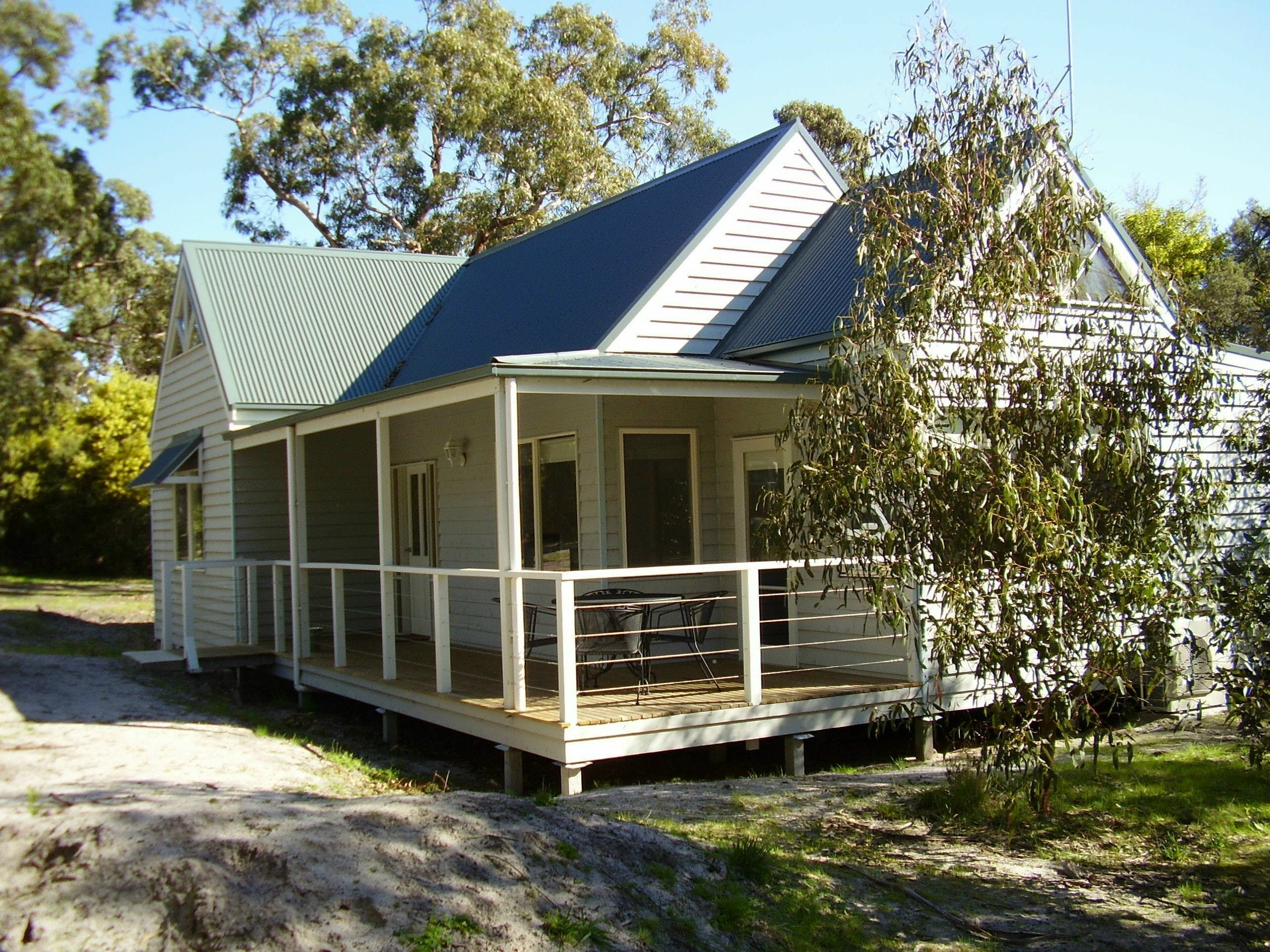 Hooked Inn Cottages - Accommodation BNB