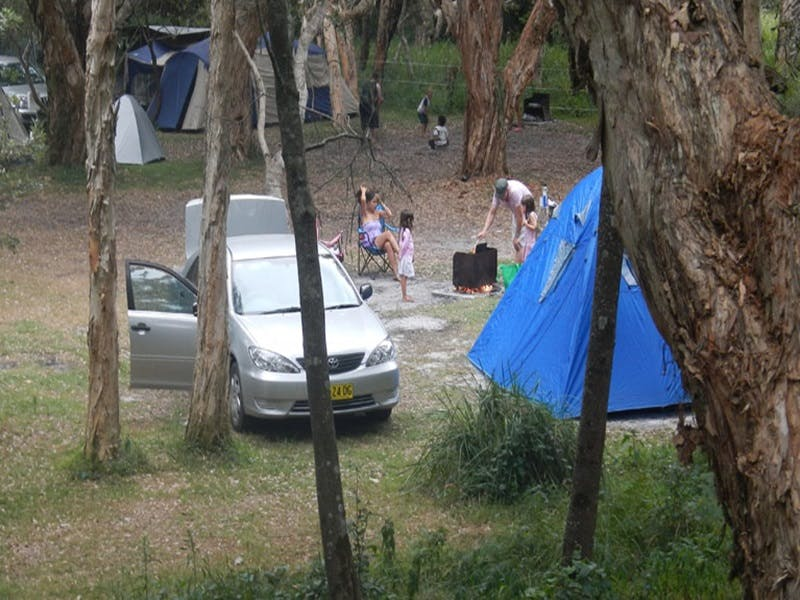 Hungry Gate campground - Accommodation BNB