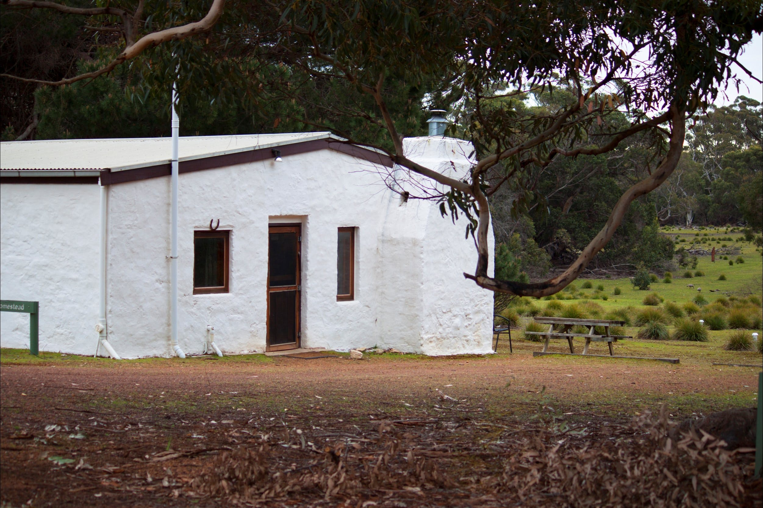 Mays homestead - Flinders Chase National Park - Accommodation BNB