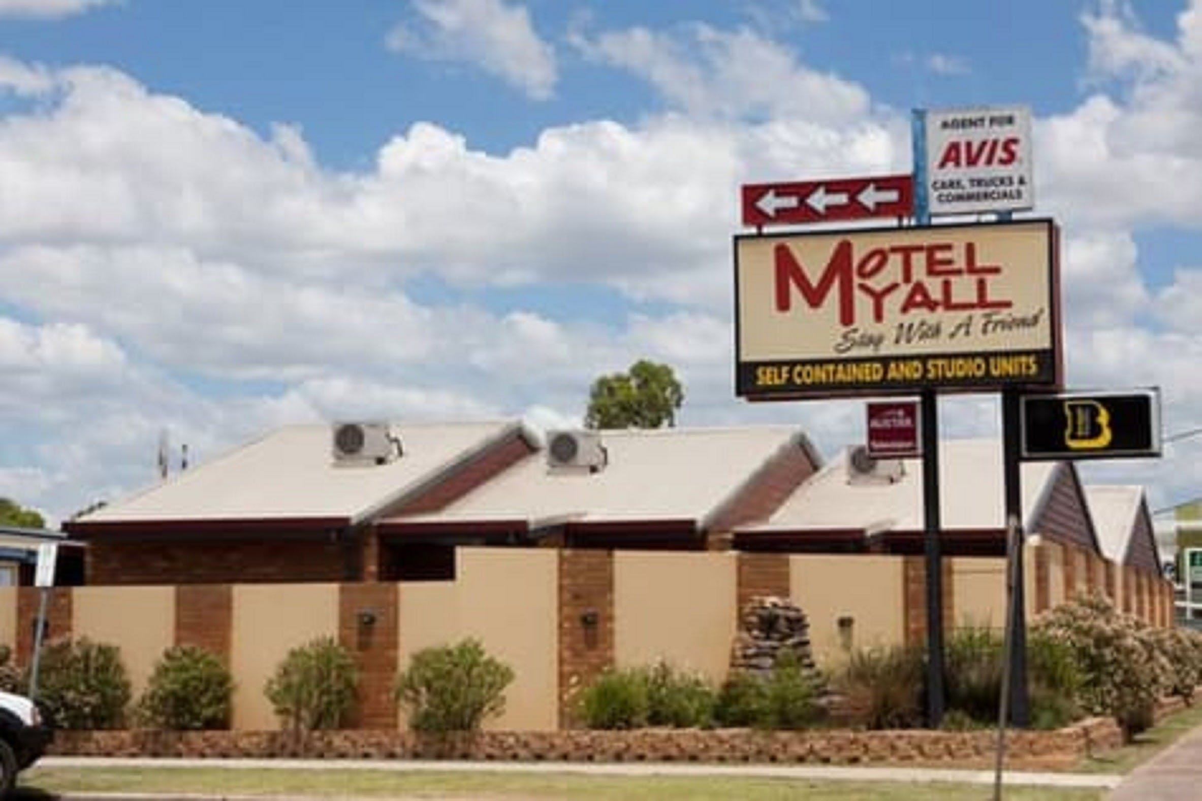 Motel Myall - Accommodation BNB