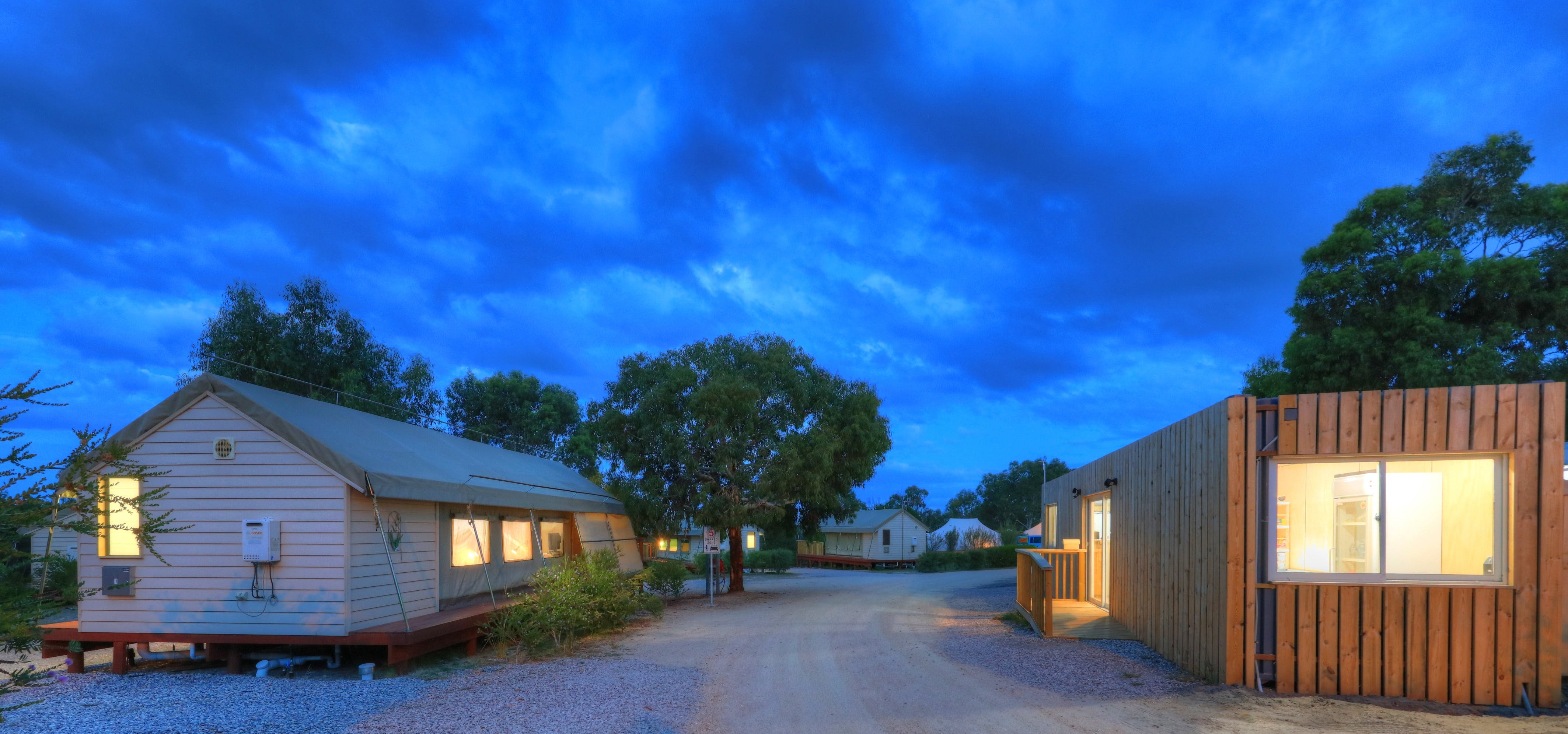 Scamander Sanctuary Holiday Park - Accommodation BNB