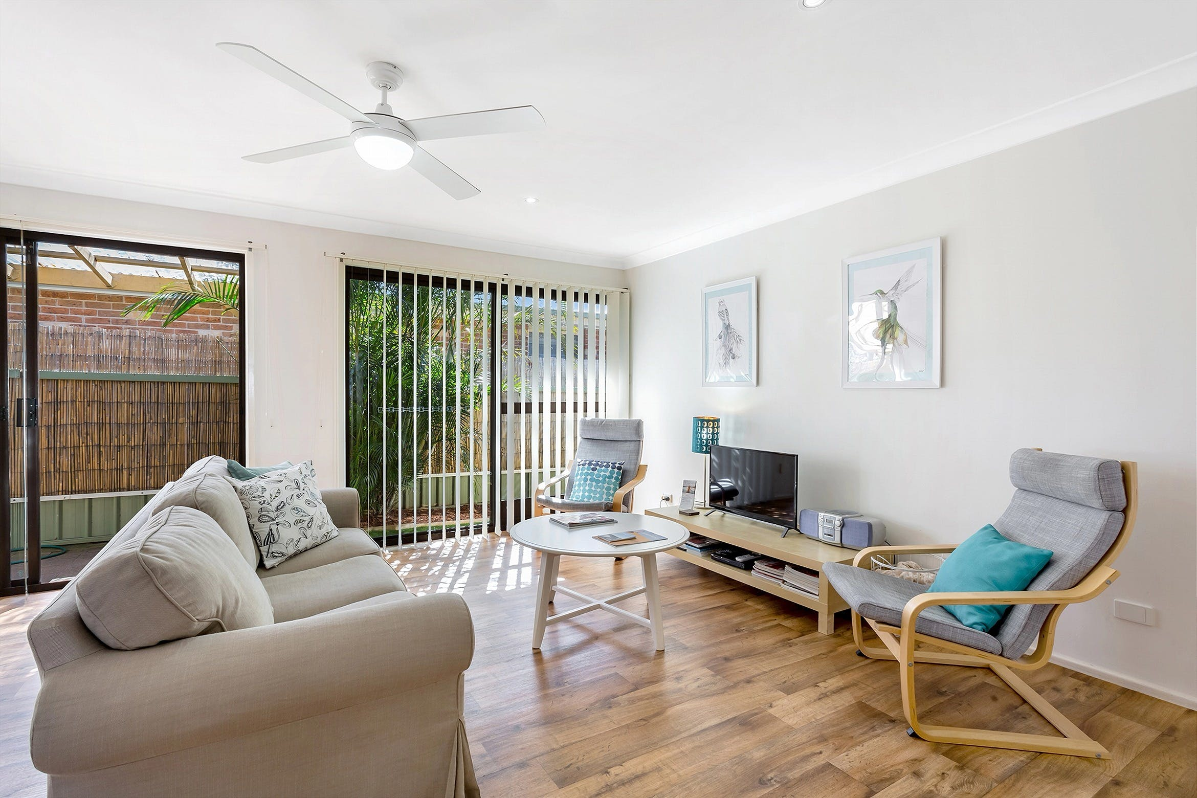 Shearwater at Shoal Bay Cottage One - Dogs Welcome - Accommodation BNB