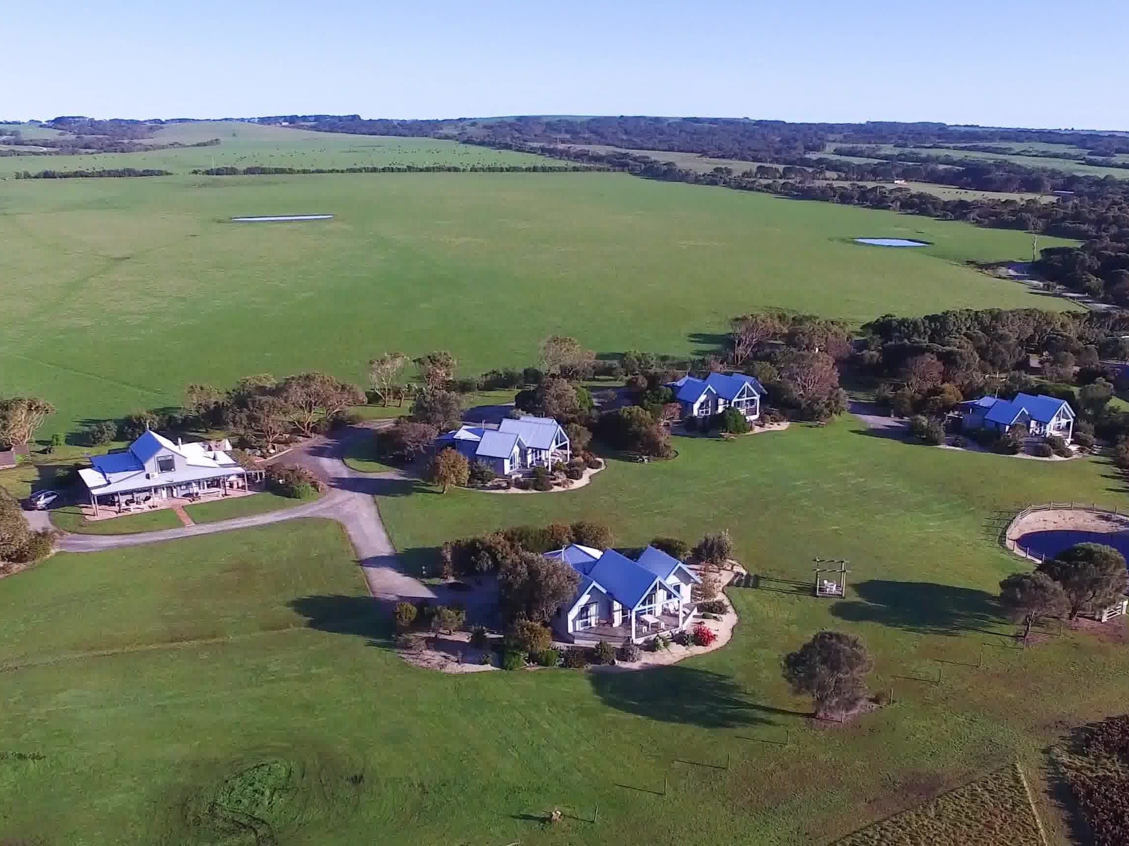 Bear Gully Coastal Cottages - Accommodation BNB