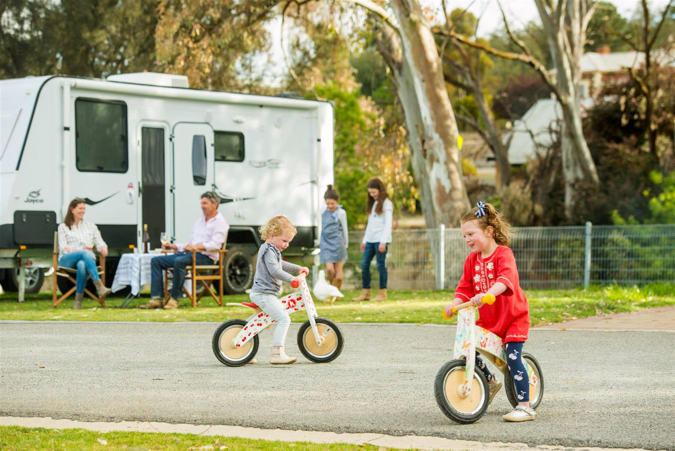 Burra Caravan and Camping Park - Accommodation BNB