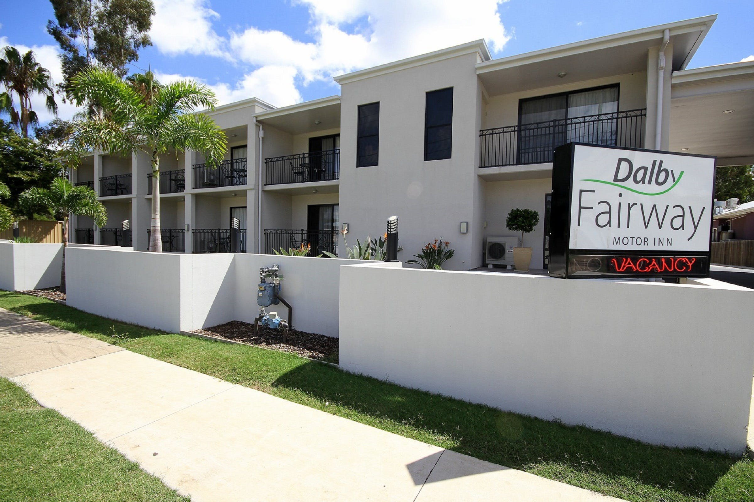Dalby Fairway Motor Inn - Accommodation BNB