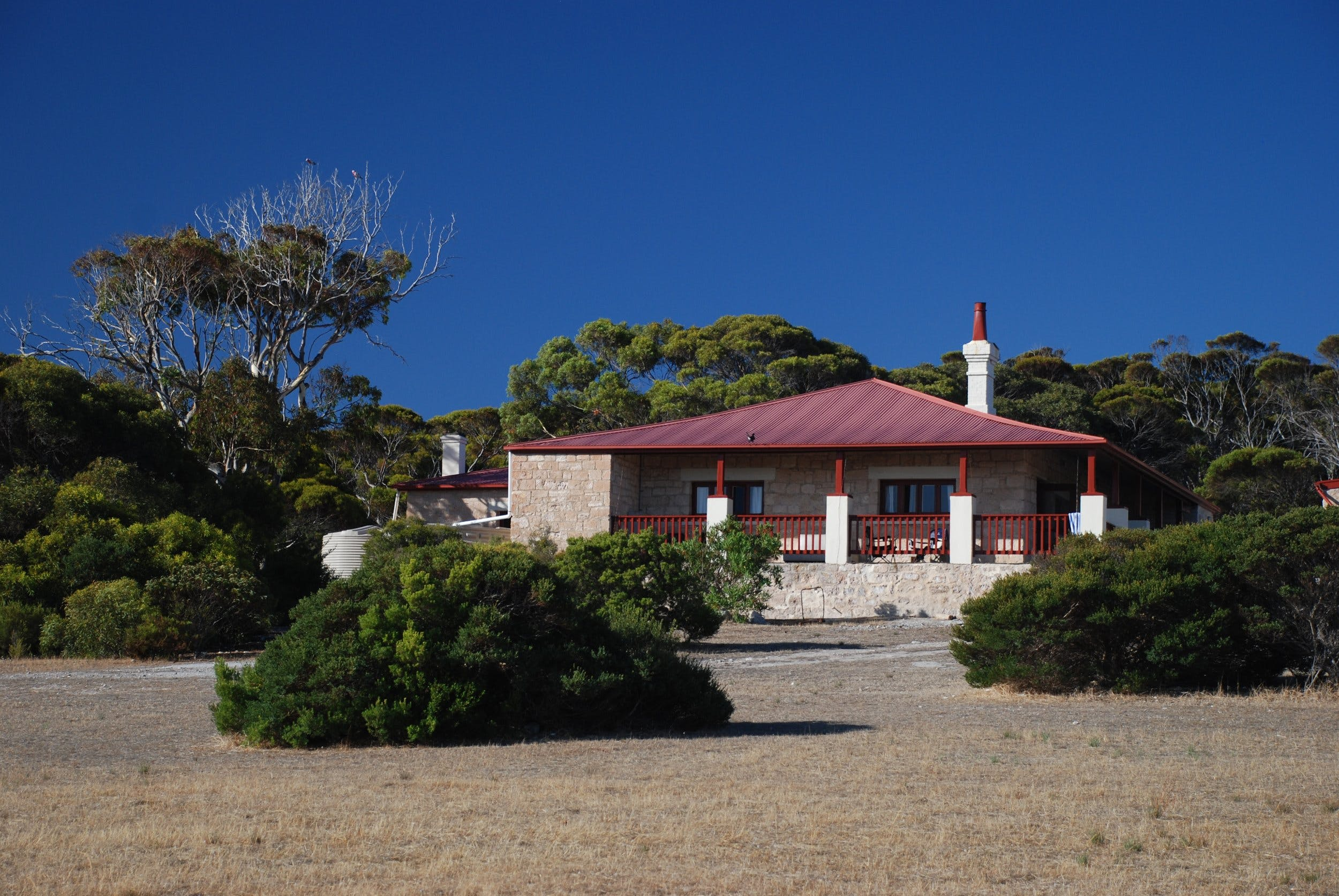 Engineers Lodge - Innes National Park - Accommodation BNB